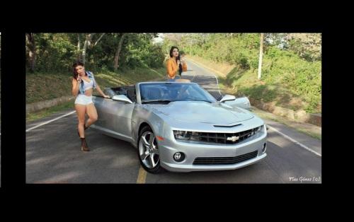 Chevrolet Camaro-SS-Convertible-en-Managua Nicaragua
